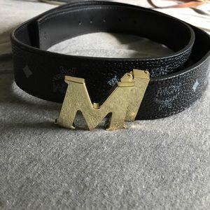 MCM Accessories - MCM black belt