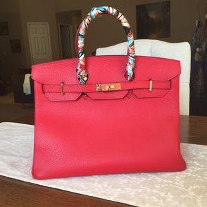 H style handbag