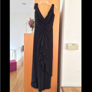 Faviana Dresses & Skirts - Faviana High Low Gown, Size 7/8
