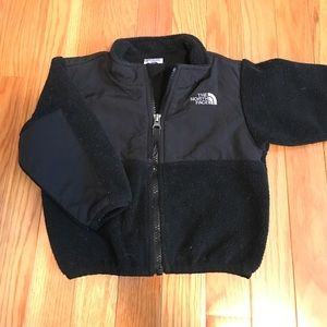 6-12M North Face denali jacket