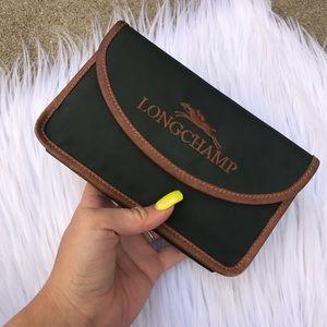 Longchamp Handbags - LONGCHAMP VINTAGE POUCHETTE BAGGIE