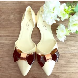 Baker by Ted Baker Shoes - Ted Baker flats size 6 like new super cute