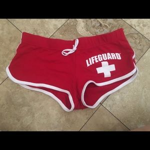 Pants - Lifeguard shorts