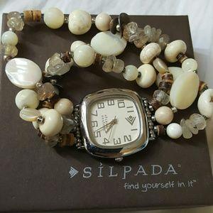 Silpada Accessories - Silpada Watch
