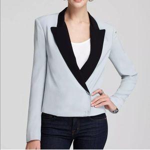 Diane Von Furstenberg Soft Canvas Jacket
