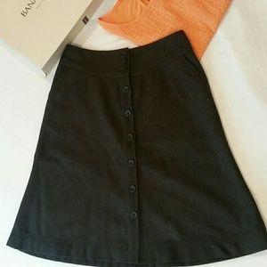 Banana Republic Dresses & Skirts - 🌷BANANA REPUBLIC🌷 WOOL SKIRT