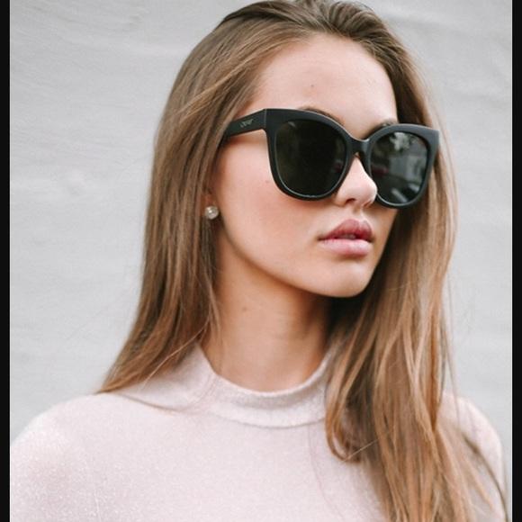 3735d49168 It s my way Quay sunglasses!! M 58e2cca199086a29b001cd4f