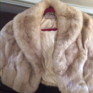Silverman Furs Mink Stole