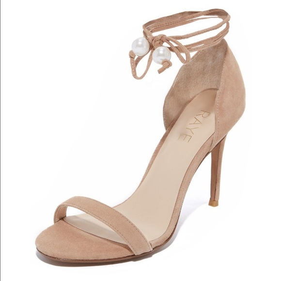 4ef1738d1a59 Raye The Label Becca Sandal