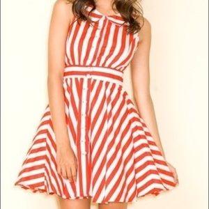 Motel Rocks Dresses & Skirts - Motel Rocks Striped Dress