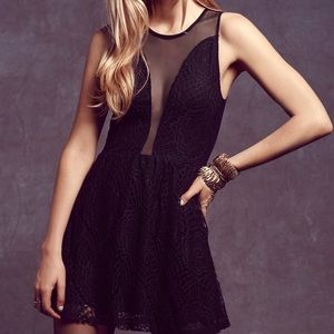For Love and Lemons Lulu Lace dress