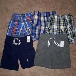 Other - 5 Pair 3t Boys Shorts