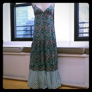 Roxy Dresses & Skirts - Adorable spring maxi dress- size S