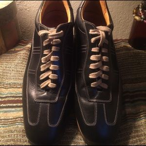Santoni Other - Santini men's athletic shoes size 9
