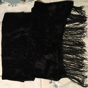 Collection XIIX Accessories - NWT black scarf/shall.
