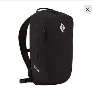 Black Diamond Other - New Black Diamond black men's backpack
