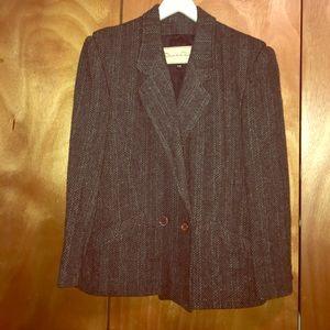 Oscar de la Renta Jackets & Blazers - Oscar de la Renta double breasted jacket