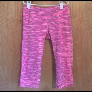 Zella Girl Other - Zella girls kids Capri leggings