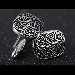 Queen Esther Etc Other - Classical Men Shirt Designer Cufflinks