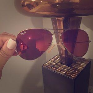 RayBan Aviator Sunglasses!!! 