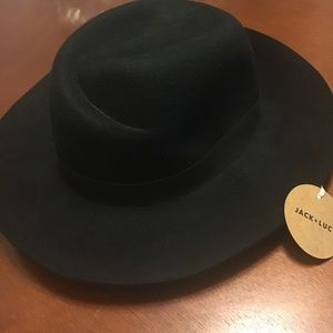 Jack + Lucy Accessories - Jack + Lucy Wide Brim Hat
