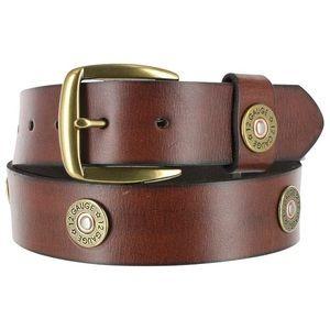 Nocona Other -    NWT    Nocona 12 Gauge Leather Belt