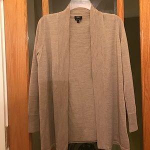 Talbots 100% Merino Wool Cardigan Size Small