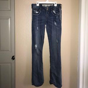Hydraulic Denim - Hydraulic Bailey Micro Boot Jeans