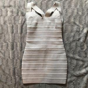 Wow couture Bandage dress size Medium