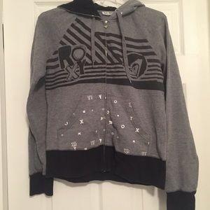 Roxy hoodie sweatshirt