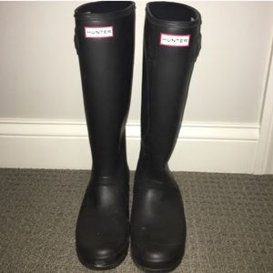Hunter Boots Shoes - BRAND NEW W TAGS HUNTER BOOTS
