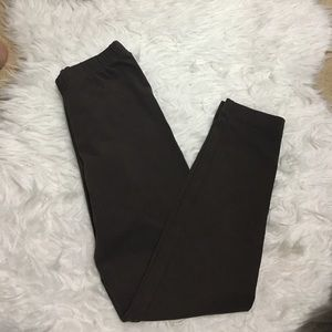 Other - Girls Brown Leggings