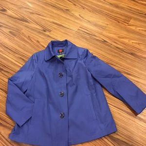 Gallery Jackets & Blazers - Brand new short trench coat