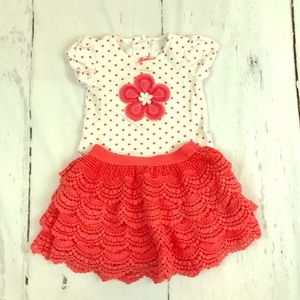 Little Me Other - Boutique Baby Girl Spring Outfit🌺