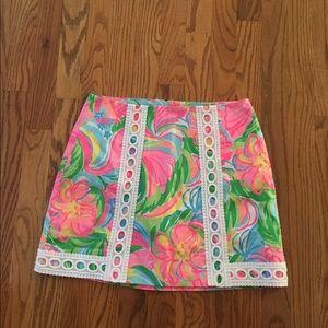 Lilly Pulitzer Dresses & Skirts - ❗️SALE❗️$88 Lilly pulitzer skort sz 00