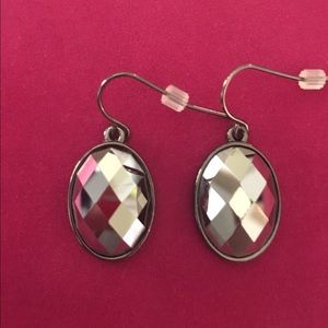 Premier Designs Jewelry - Premier Designs Mirrored Earrings