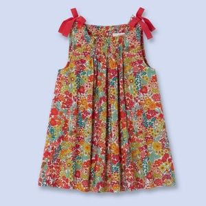 Jacadi Other - Beautiful Jacadi dress in Liberty of London Fabric