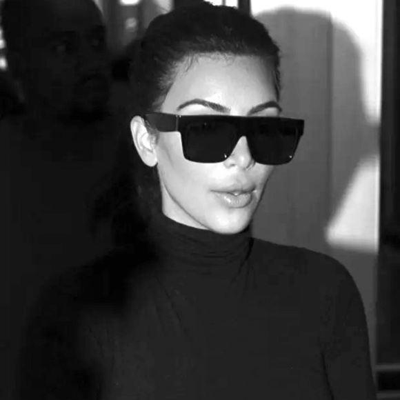 601035b2a8b Accessories - sunglasses like Kim s! New like Celine style