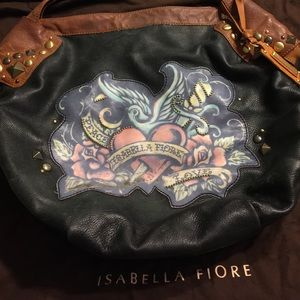 Isabella Fiore Handbags - ❤️Very loved Isabell Fiore Love and Peace bag❤️