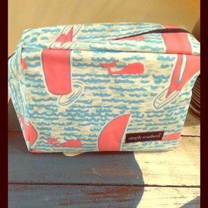 Simply Southern Handbags - NWT Simply Southern makeup bag⛵️⛵️⛵️⛵️⛵️⛵️⛵️⛵️⛵️