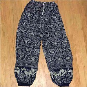 Pants - ❗️SOLD❗️Bohemian Style Elephant Pants