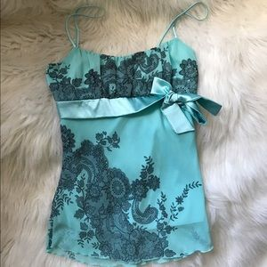 Tops - Turquoise top