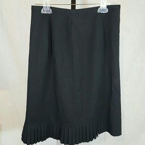 Valerie Stevens Dresses & Skirts - Valerie Stevens Black Skirt Size 6