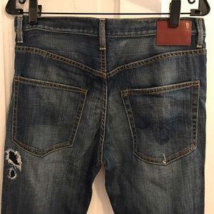 R 13 Denim - R-13 skinny slouchy jeans