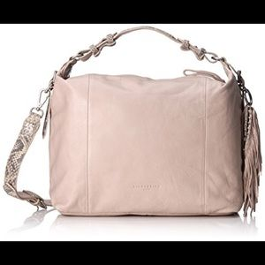 Liebeskind Handbags - Liebeskind Leather ANUK bag in powder color.