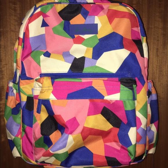 e94efb34a Vera Bradley Water Resistant Pop Art Backpack. M_58e305b841b4e0cc1102d9d2