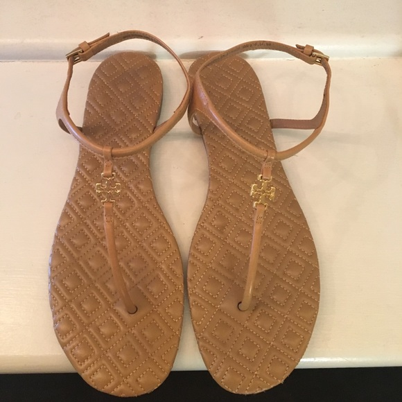 aaefba3d4eb Tory Burch Marion Quilted Sandals. M 58e3063d713fde8f4702e2c9