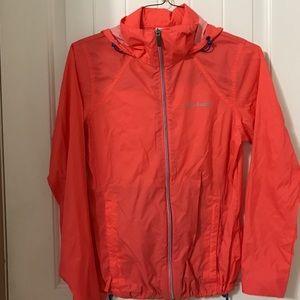 Columbia lightweight rain/wind jacket