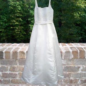 Jasmine Haute Couture Wedding Dress - Size 10