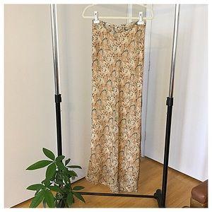 Urban Outfitters Dresses & Skirts - Snake Skin Print Maxi Skirt